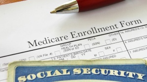 Medicare-enrollment-form--Social-Security-card-jpg