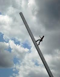 Pole in the sky