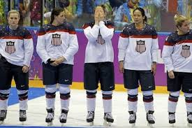 women's hockey team loss