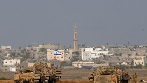 middle-east gaza