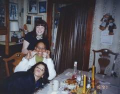 Felina Alicia and Rose Nov 1997