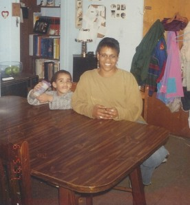 Felina and Seth June 1997