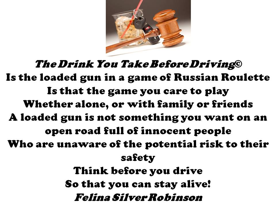 essays on the consequences of drinking and driving