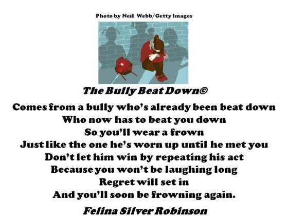 The Bully Beat Down