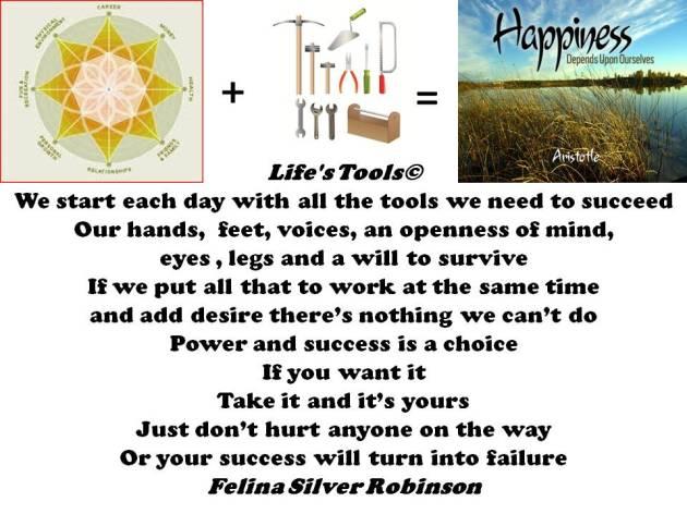 Life's Tools