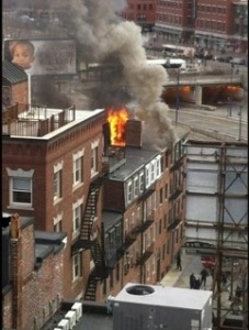 north end fire