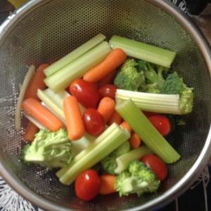 veggie before