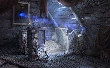 Ghostly Prisoner