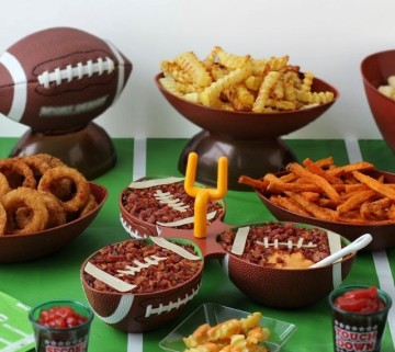 super bowl frenzy